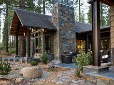 Dream Home 2014 Backyard