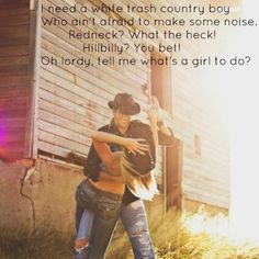Something about them country boys ;)