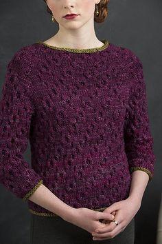 Ravelry: Ada pattern by Jennifer Wood
