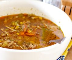 Kentucky Burgoo for Kentucky Derby