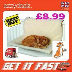 BEST FREIND RADIATOR FLEECE BED CAT PUPPY ANIMAL KITTEN DOG WARM COSY HAMMOCK