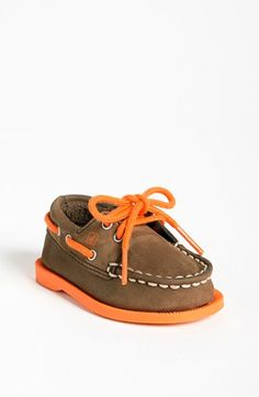 Sperry Top-Sider® 'Authentic Original' Crib Shoe (Baby) (Online Only) available at #Nordstrom