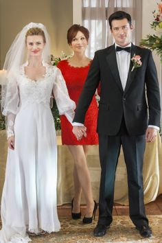 """It's going to be the best wedding ever ...as long as the mother-of-the-groom gets her way! """"June in January"""" premieres Saturday Jan 18th 7/6C!"""