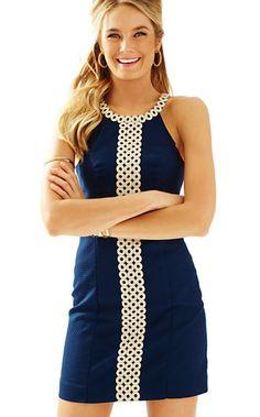 Lilly Pulitzer Sasha Shift Dress