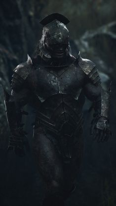 Orc Armor, Weapon Of Mass Destruction, Unreal Engine, Lord Of The Rings, Tolkien, The Hobbit, Pagan, The Past, Character Design