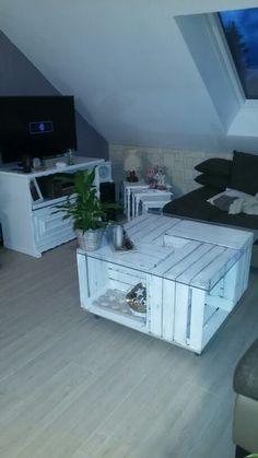 ber ideen zu obstkisten tisch auf pinterest. Black Bedroom Furniture Sets. Home Design Ideas