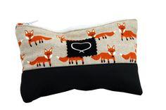 Fuchs Tasche Kosmetik Alltag