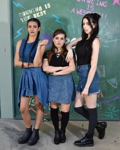 Lisa, Amy and Dani Cimorelli
