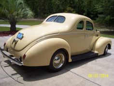 39ford, 39s tail lights were lower on fender