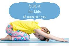 yoga for kids blog post image