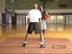 Michael Jordan Teaches-Crossovers