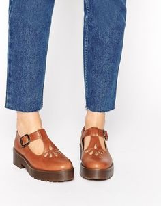 Image 1 of ASOS MEG Chunky Geek Shoes