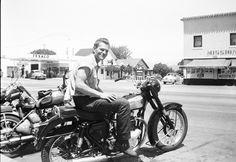 1954 Hollister Riot