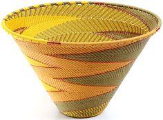 Zulu telephone wire basket