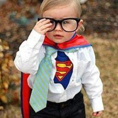 Kid Superman  --  Visit http://lolfunnypix.com  for more laughs!  #humor