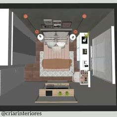 Home Decoration Design Ideas Very Small Bedroom, Small Bedroom Designs, Small Room Design, Dream Rooms, Dream Bedroom, Bedroom Layouts, New Room, House Rooms, Room Interior