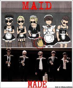 Bigbang's Comeback!... I think you got the wrong word.....lol