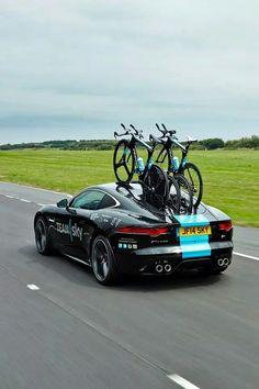 Jaguar tour de France