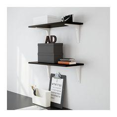 EKBY LAIVA / EKBY STÖDIS ウォールシェルフ - - - IKEA