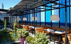 Farina roof deck design