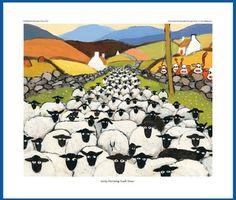 Giclee Print - Early Morning Rush Hour - Thomas Joseph