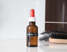 DIY Baardolie Olie, Lipstick, Beauty, Lipsticks, Beauty Illustration