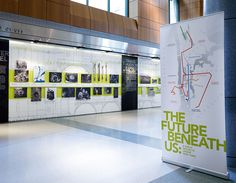 The Graphics Office | The Future Beneath Us – exhibition