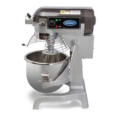 Sentinal Commercial Mixer - 20 Quart HP All-Purpose Mixer Bakery Kitchen, Kitchen Mixer, Kitchen Store, Home Depot, Small Appliances, Home Appliances, Hand Mixer, Professional Kitchen, Commercial Kitchen