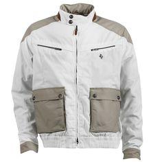 ferrari bomber jacket