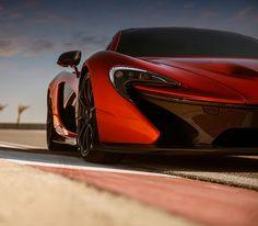 McLaren Super Sports-P1 Car 2013