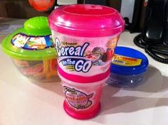 Cereal on the Go