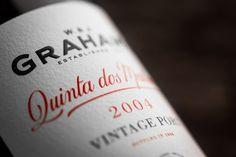 Graham, Project, Behance, Packaging, Wine, Vintage, Studio, Drinks, Bottle