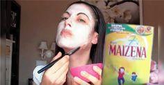 Los dermatólogos aun no lo pueden creer: mascarilla de maicena, aplícala en tu rostro y obtén el efecto botox ¡Fácil de preparar!