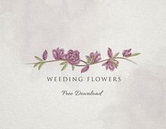 """Check out new work on my @Behance portfolio: """"Free Weeding Flowers"""" http://be.net/gallery/53544505/Free-Weeding-Flowers"""