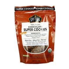 GO RAW CHOCOLATE SUPER COOKIES