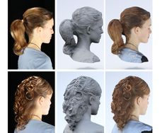 Incredible Advancement in the 3D Printing of Hair on Figurines is Presented by Disney Research http://3dprint.com/11433/3d-print-hair-figurines/