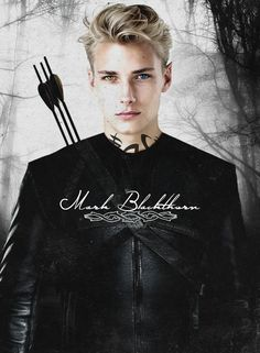 Mark Blackthorn from Cassandra Clare