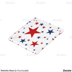 Shop Patriotic Stars Glass Coaster created by Personalize it with photos & text or purchase as is! Glass Coasters, Star Patterns, Print Design, Stars, Prints, Artwork, Color, Colour, Work Of Art