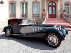 Bugatti Type 41 Royale Coupe de Ville por Binder (№ 41111) '1931