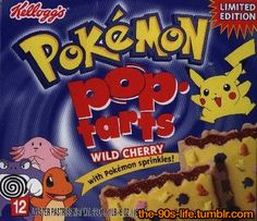 Oh how i wish these would come back!