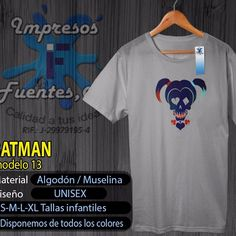 #franela #harleyquinn #diseños #franelas #estampados #personalizados #batman #dccomics #like #megusta #valencia