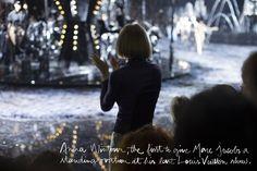Anna Wintour at Louis Vuitton -