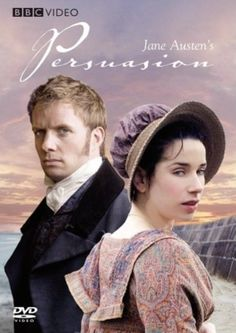 Persuasion - okay but nothing as good as the Root/Hinds one. Poor Anne in this - sooooo much running