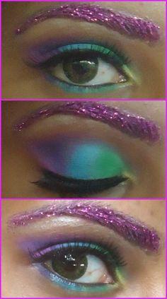 Love this!!  PT make up 2013