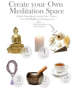 5 Steps to Create Your Own Meditation Space