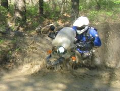BMW R1150 GS Adventure boxer beemer offroad water crossing tribeless dual-sport