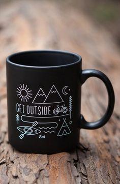 Get Outside Mug