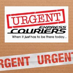 Clients logo | Urgent Express Couriers Yard Sale, Logos, Logo