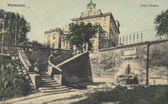 Warszawa, ulica Oboźna, [ante 1933]