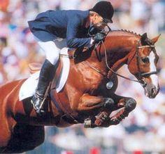 Lando - Albert Voorn. Silver medal Olympics Sydney